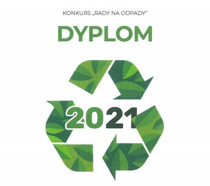 Obraz przedstawia Rady na odpady